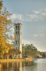 Bell Tower HDR 2