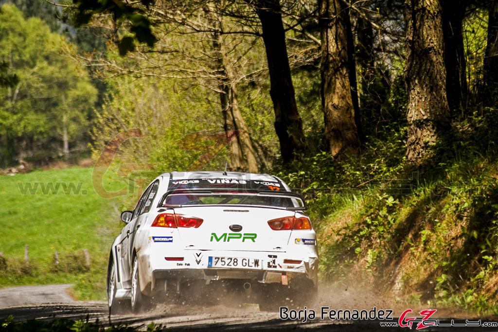 Rallye de la Espina - Borja Fernandez