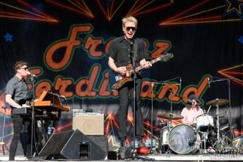 Franz Ferdinand @ Shaky Knees Music Festival, Atlanta GA 2018