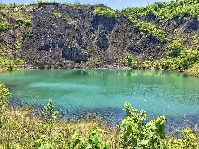 Konpira Crater Lake Toya Hokkaido Japan