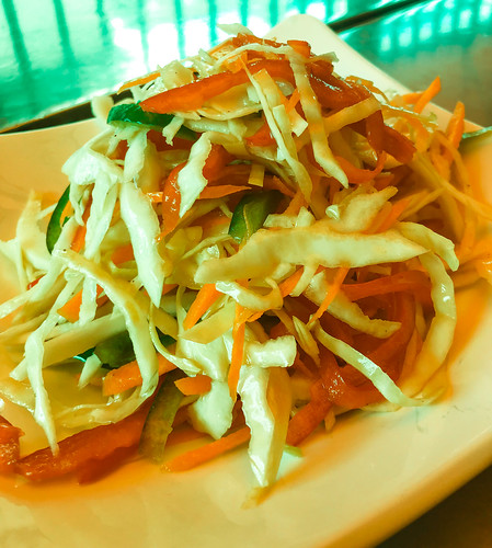 Cafe Tibet Salad