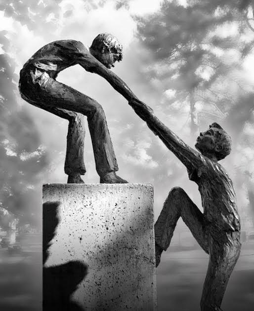 Photo of bronze statue - Liberty Park Salt Lake City, Utah
