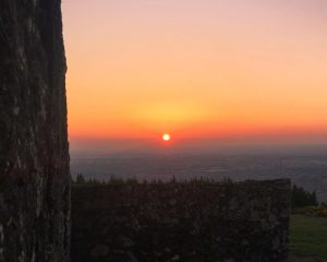 Sunset The Hellfire Dublin Sunset