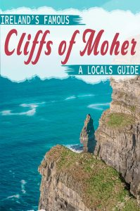 Cliffs of Moher Pin