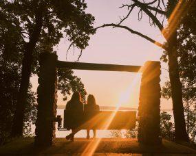 Sunrise, Lake Okoboji, Iowa