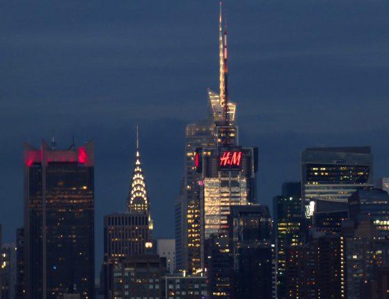 New York Skyline, Jersey City