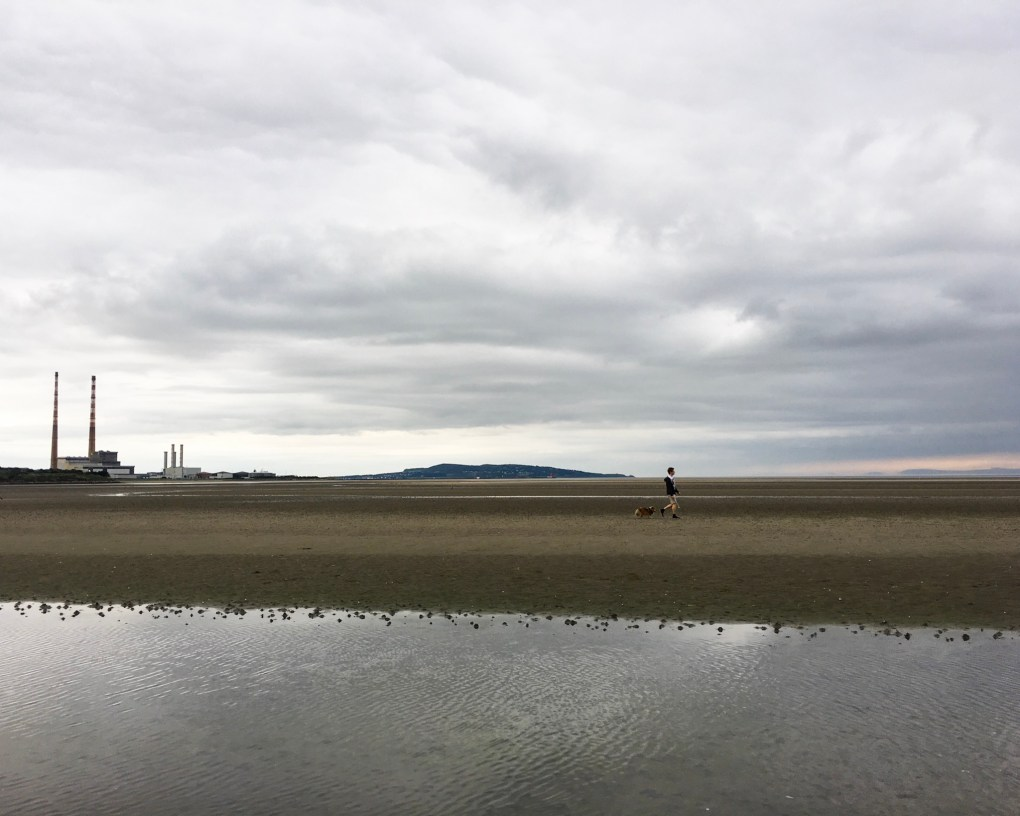 Walks in Dublin Sandymount