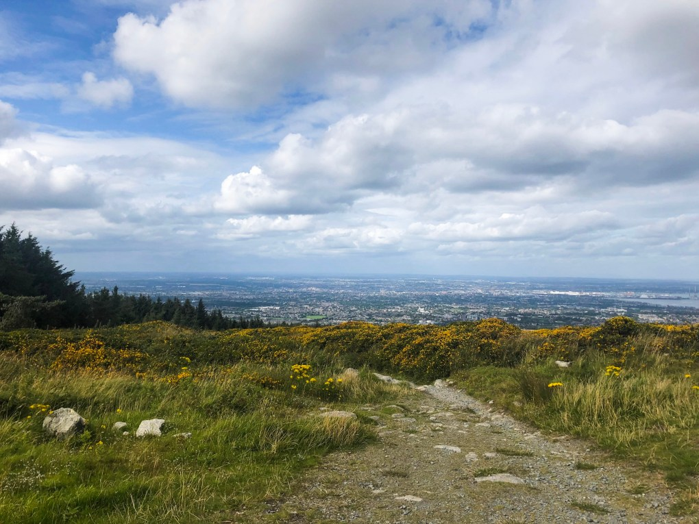Ticknock Dublin Mountains