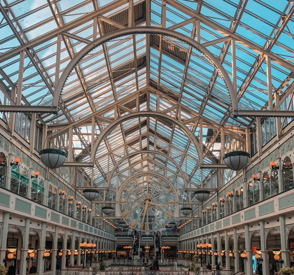 St. Stephen's Green Shopping Centre, Dublin Ireland