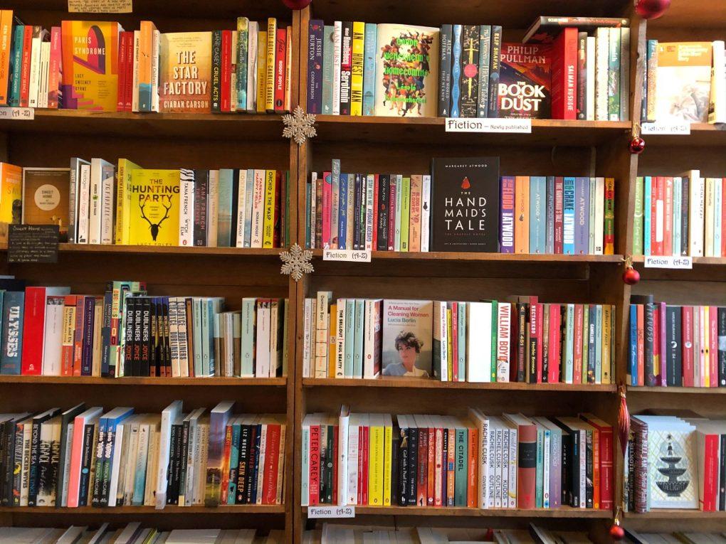 Winding Stair Bookshop, Dublin, Ireland