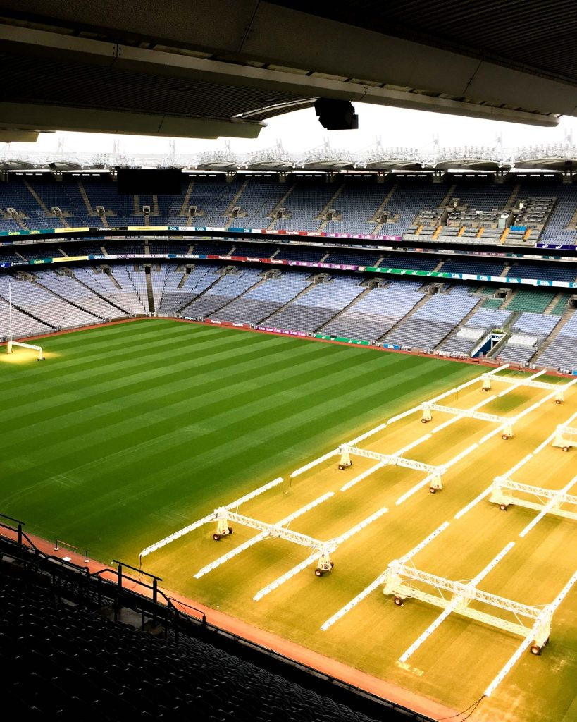 The Croke Park Stadium and Museum Tour
