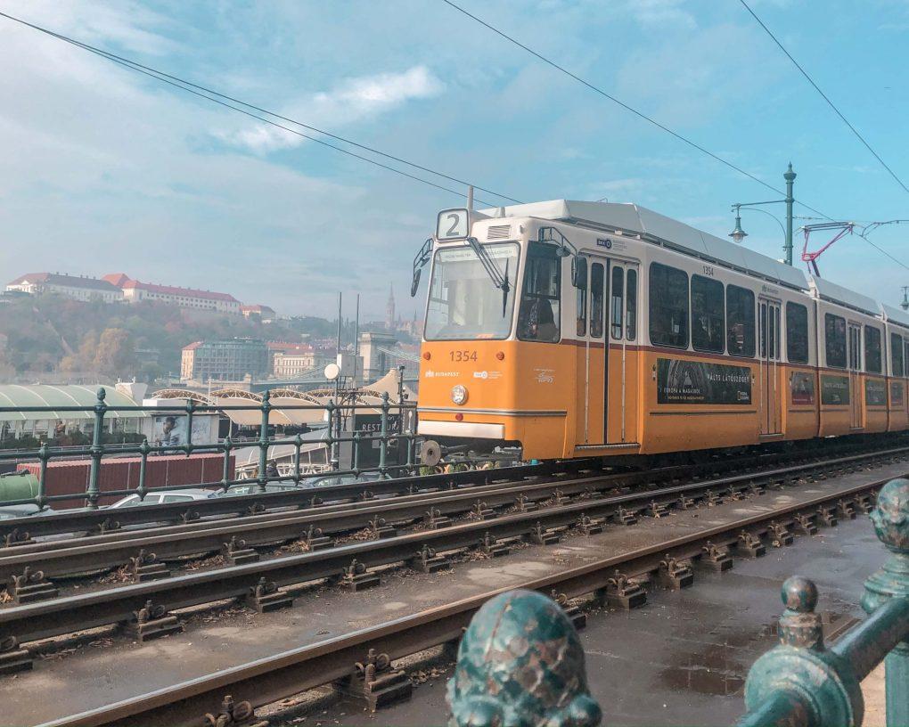 4 Days in Budapest Transport