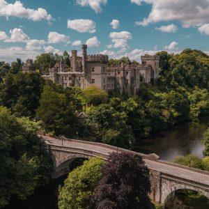 Lismore Castle Waterford Landscape Print 6x4_