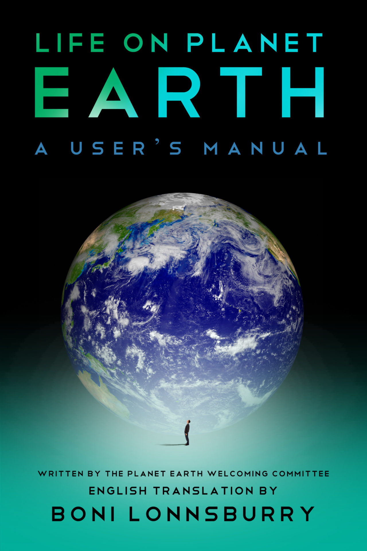 Life On Planet Earth Book Cover