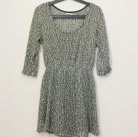 Textured Sweater Dress