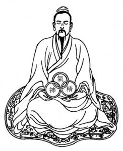 Types of meditation - Taoist Meditation