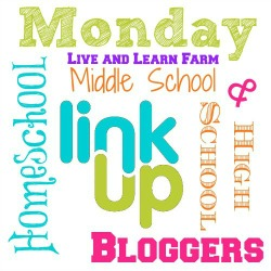 Middle and High School Linkup for Students and Moms!