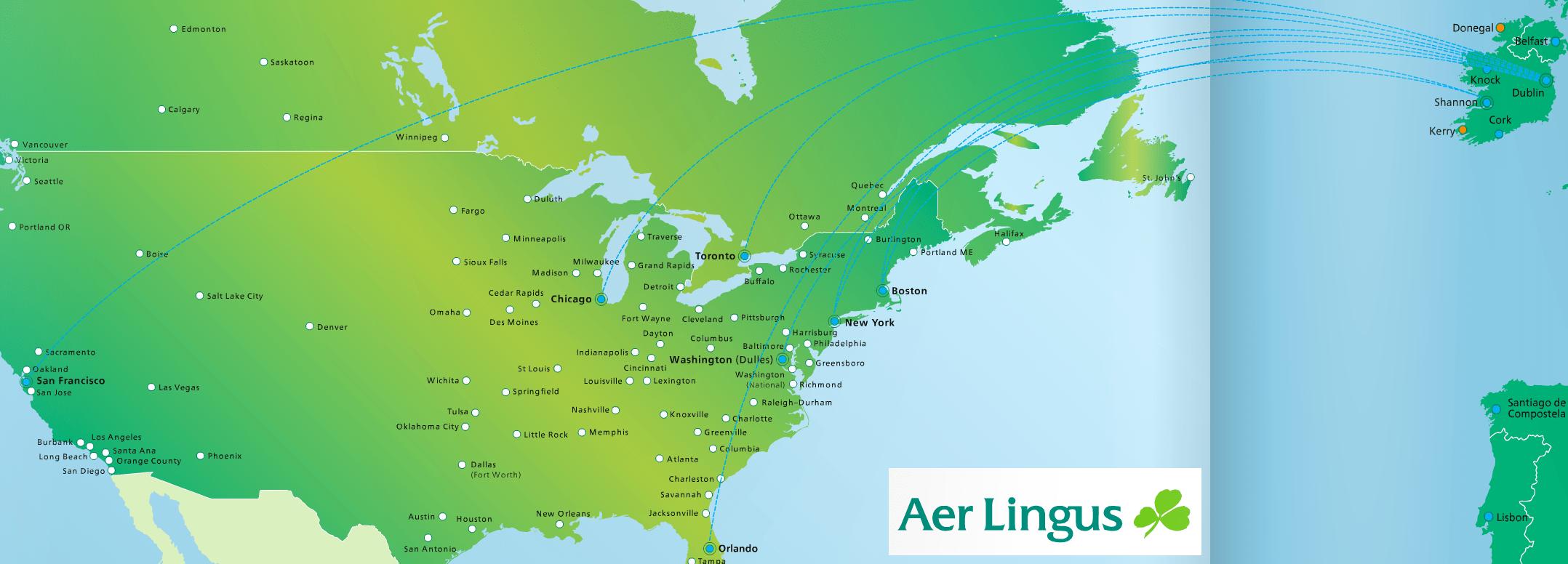 Dublin Seat Map Aer Lingus A330