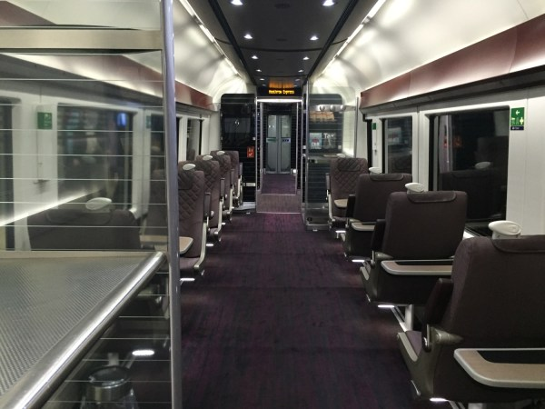 Free Upgrade to Business First Class on Heathrow Express ...