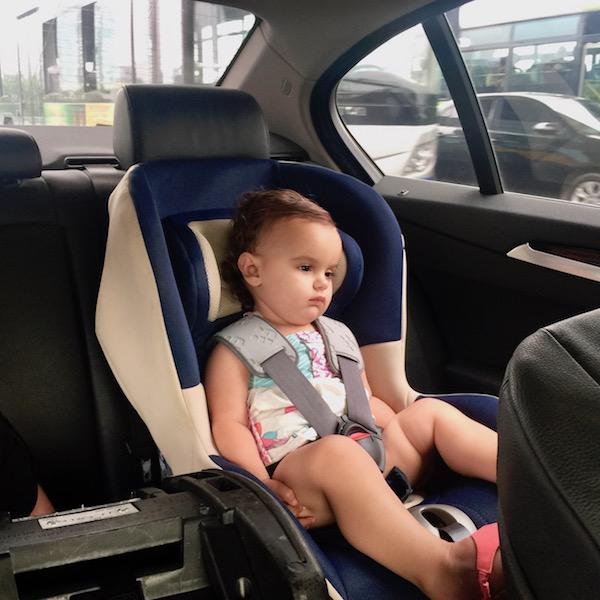 Child Car Seats Taxi Victoria
