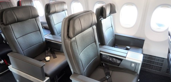 Why You Should Always Compare Economy v. First Class ...