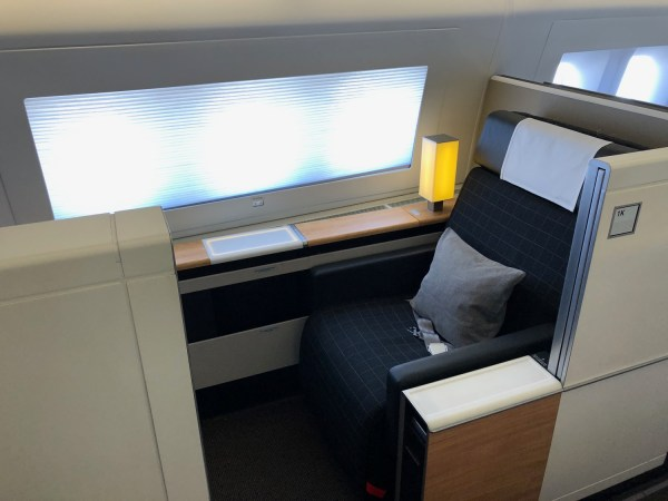 Amazing Flight in SWISS First Class! - Live and Let's Fly