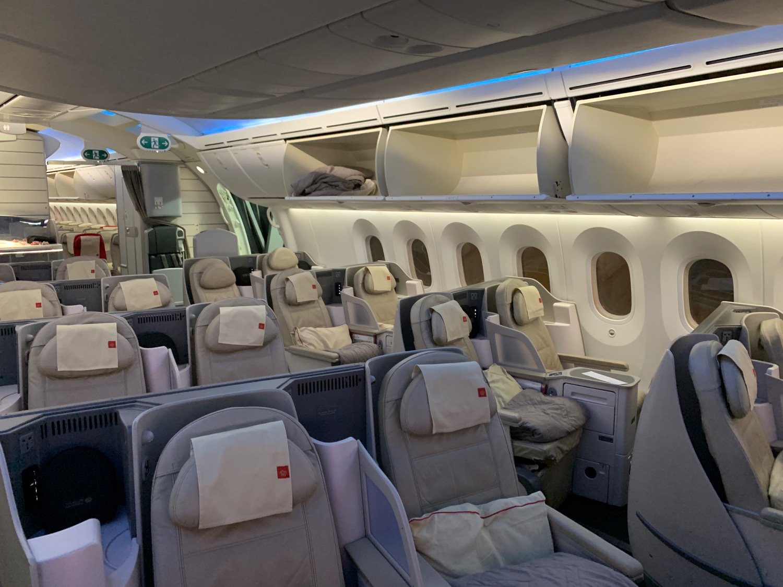 Review Royal Jordanian 787 8 Business Class Kuala Lumpur