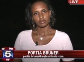 Portia Bruner, WAGA