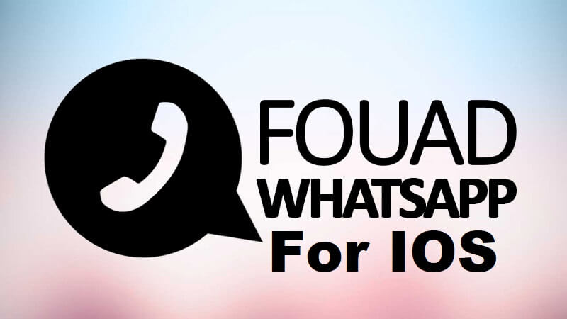 fouad whatsapp for ios