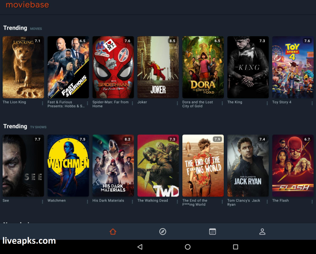 MovieBase APK