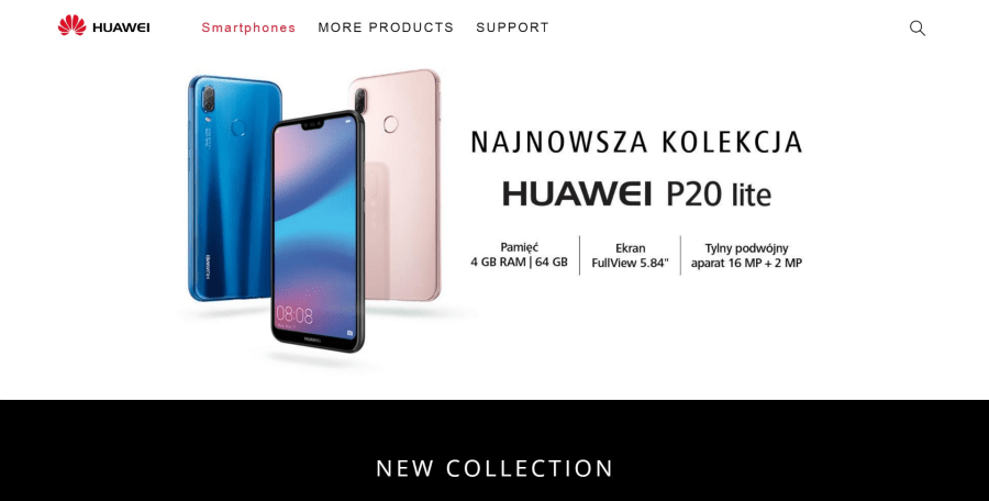 Huawei P20 Lite Pre Orders Page Drops In Poland Confirms