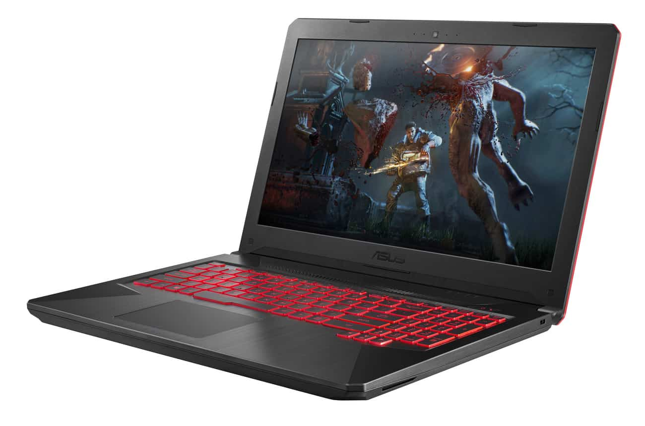 ASUS TUF Now Has A Gaming Laptop The ASUS TUF FX504