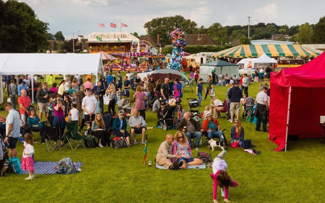 Market Stalls, Traders & Events at Live at the Park 2017