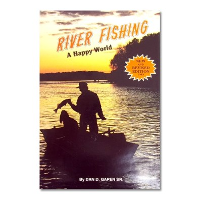 River Fishing Book - Bible of River Fishing - Gapen