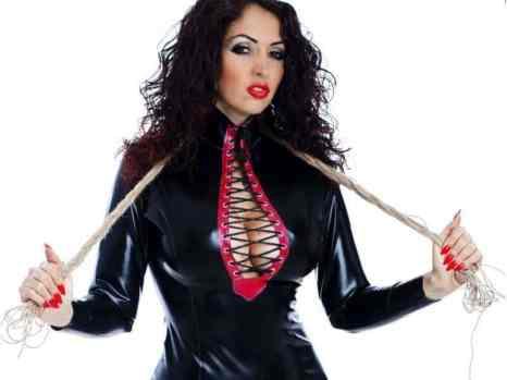 Rope Bondage Mistress