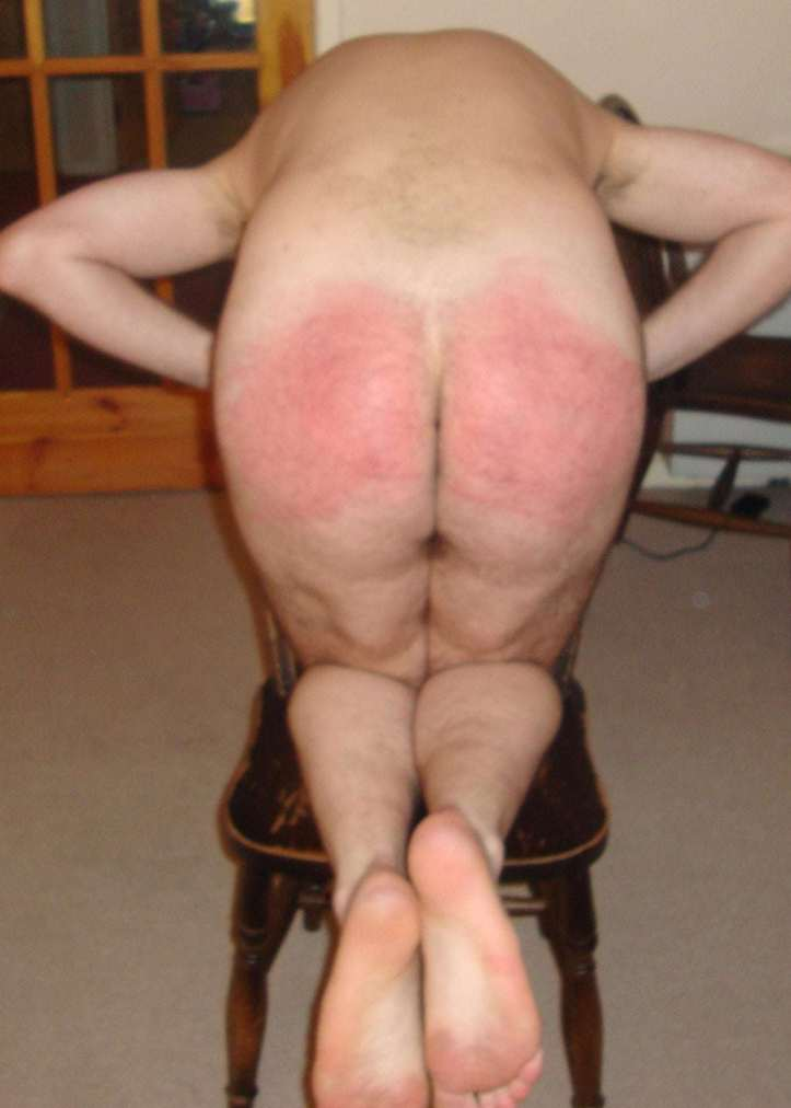 oTk,over knee spanking
