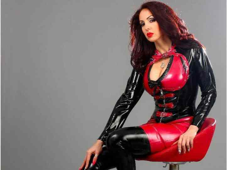 Hot Strict Mistresses  In Latex