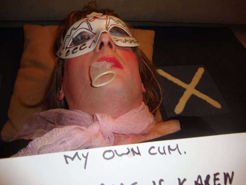 sissy humiliated, sissy humiliation, live sissy faggot,sissy stories