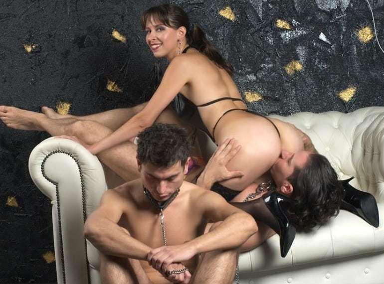 mand til mand massage sissy cuckold