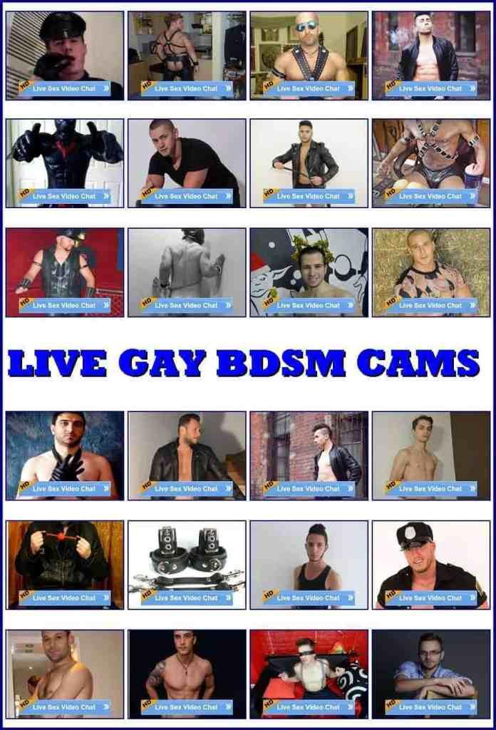 gay bdsm cams, gay cams, live gay chat