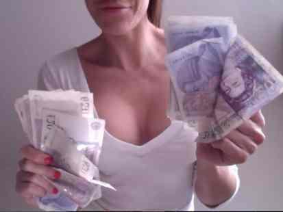 BDSM CAMS , Financial domination