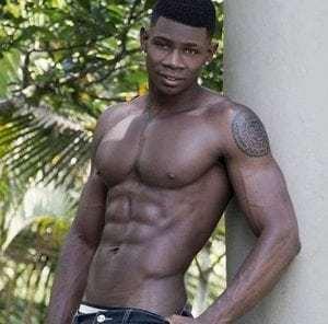 ebony gay men