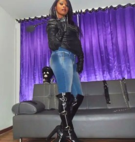 kinky black mistress