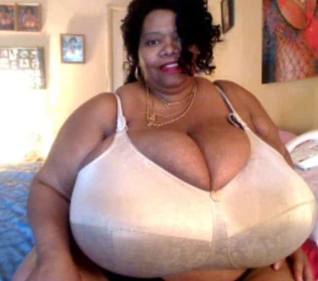 worlds biggest tits