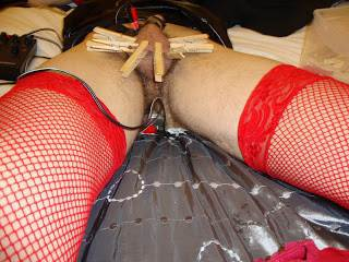 sissy cock and ball torture