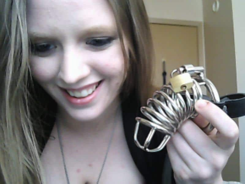 CHASTITY & KEYHOLDING ~ THE MEANING | Live BDSM Cams