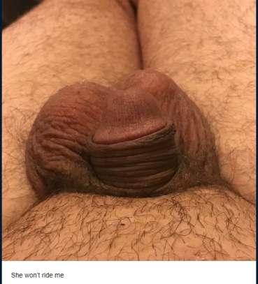 tiny little dick pic