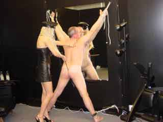 slave punished