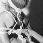 rope bondage female slave