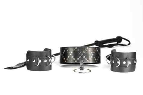 BDSM CUFFS, BDSM EQUIPMENT